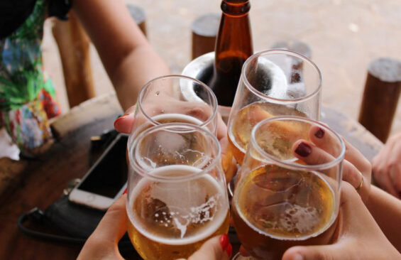 Upon coming to Mexico, the writer learned for the first time to appreciate the social perks of sharing an alcoholic beverage with others.